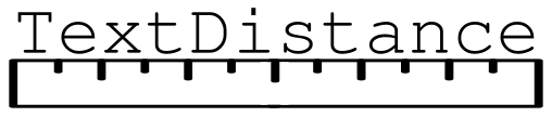 textdistance avatar