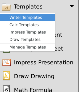 Manage Templates 1