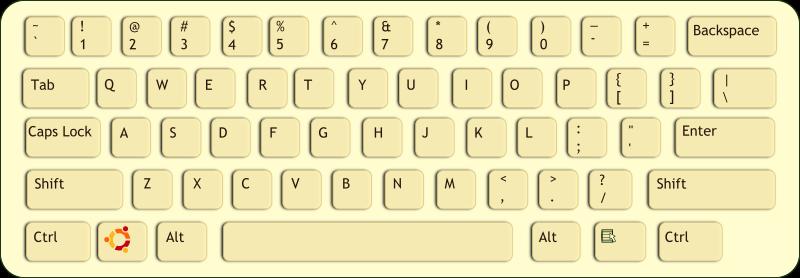 keyboard original